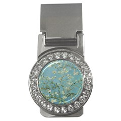 Vincent Van Gogh, Almond Blossom Money Clip (cz) by Oldmasters