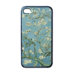 Vincent Van Gogh, Almond Blossom Apple Iphone 4 Case (black) by Oldmasters