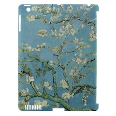 Vincent Van Gogh, Almond Blossom Apple Ipad 3/4 Hardshell Case (compatible With Smart Cover) by Oldmasters