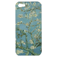 Vincent Van Gogh, Almond Blossom Apple Iphone 5 Hardshell Case by Oldmasters