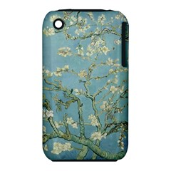 Vincent Van Gogh, Almond Blossom Apple Iphone 3g/3gs Hardshell Case (pc+silicone) by Oldmasters