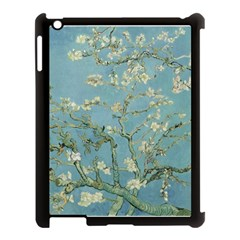Vincent Van Gogh, Almond Blossom Apple Ipad 3/4 Case (black) by Oldmasters