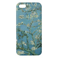 Vincent Van Gogh, Almond Blossom Apple Iphone 5 Premium Hardshell Case by Oldmasters