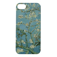 Vincent Van Gogh, Almond Blossom Apple Iphone 5s Hardshell Case by Oldmasters