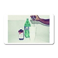 Dirty $prite Magnet (rectangular) by FastMoneyInc