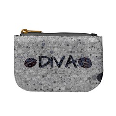 Sassy Diva  Coin Change Purse
