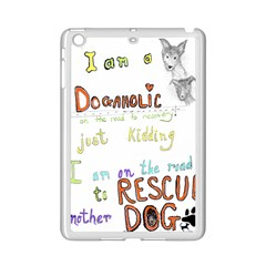 D0gaholic Apple Ipad Mini 2 Case (white)