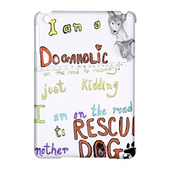 D0gaholic Apple Ipad Mini Hardshell Case (compatible With Smart Cover) by Contest1918526