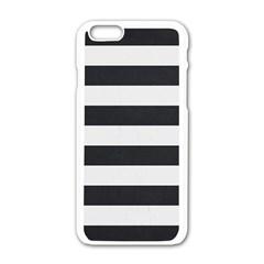 6 Apple iPhone 6 White Enamel Case by odias