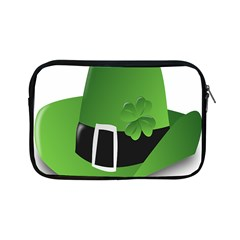 Irish Shamrock Hat152049 640 Apple Ipad Mini Zippered Sleeve by Colorfulart23