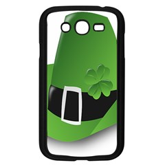 Irish Shamrock Hat152049 640 Samsung Galaxy Grand DUOS I9082 Case (Black) by Colorfulart23