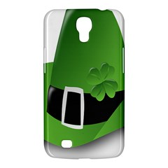 Irish Shamrock Hat152049 640 Samsung Galaxy Mega 6 3  I9200 Hardshell Case by Colorfulart23