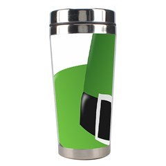 Irish Shamrock Hat152049 640 Stainless Steel Travel Tumbler by Colorfulart23