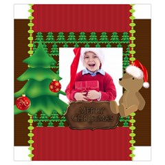 Xmas By Jacob   Drawstring Pouch (small)   2sdgbj1wlbjt   Www Artscow Com Back