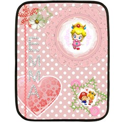 Em Blanket By Denise Sinatra   Double Sided Fleece Blanket (mini)   9j4u1gn92h56   Www Artscow Com 35 x27 Blanket Front