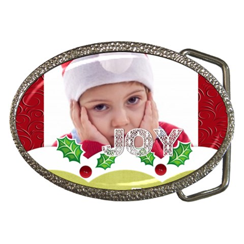 Xmas By Jacob   Belt Buckle   A082ucvadl70   Www Artscow Com Front