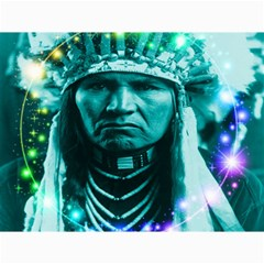Magical Indian Chief Canvas 18  X 24  (unframed) by icarusismartdesigns