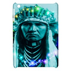 Magical Indian Chief Apple Ipad Mini Hardshell Case by icarusismartdesigns