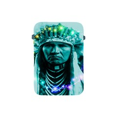 Magical Indian Chief Apple Ipad Mini Protective Sleeve by icarusismartdesigns
