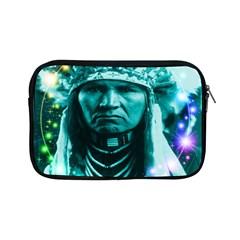 Magical Indian Chief Apple Ipad Mini Zippered Sleeve by icarusismartdesigns