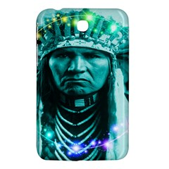 Magical Indian Chief Samsung Galaxy Tab 3 (7 ) P3200 Hardshell Case  by icarusismartdesigns