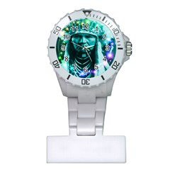 Magical Indian Chief Nurses Watch by icarusismartdesigns