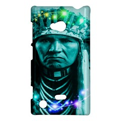 Magical Indian Chief Nokia Lumia 720 Hardshell Case by icarusismartdesigns