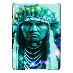 Magical Indian Chief Apple Ipad Air Hardshell Case by icarusismartdesigns