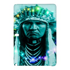 Magical Indian Chief Samsung Galaxy Tab Pro 10 1 Hardshell Case by icarusismartdesigns