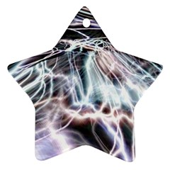 Solar Tide Star Ornament (two Sides) by icarusismartdesigns