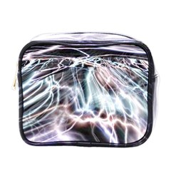 Solar Tide Mini Travel Toiletry Bag (one Side) by icarusismartdesigns