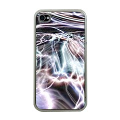 Solar Tide Apple Iphone 4 Case (clear) by icarusismartdesigns