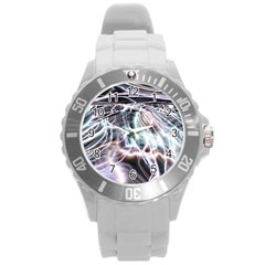 Solar Tide Plastic Sport Watch (large) by icarusismartdesigns