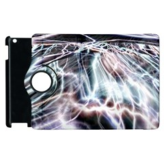 Solar Tide Apple Ipad 2 Flip 360 Case by icarusismartdesigns