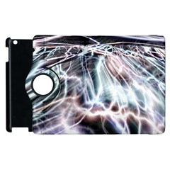 Solar Tide Apple Ipad 3/4 Flip 360 Case by icarusismartdesigns