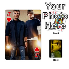 Jack Darion By Shawn Erickson   Playing Cards 54 Designs   3nukk5opjcu8   Www Artscow Com Front - HeartJ