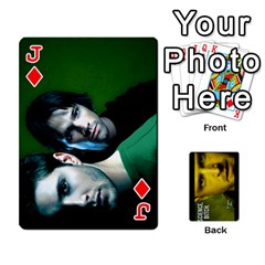 Jack Darion By Shawn Erickson   Playing Cards 54 Designs   3nukk5opjcu8   Www Artscow Com Front - DiamondJ