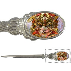 Star Clown Letter Opener by icarusismartdesigns