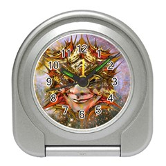 Star Clown Desk Alarm Clock by icarusismartdesigns