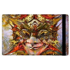 Star Clown Apple Ipad 2 Flip Case by icarusismartdesigns