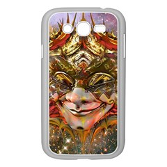 Star Clown Samsung Galaxy Grand Duos I9082 Case (white) by icarusismartdesigns