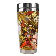 Star Clown Stainless Steel Travel Tumbler by icarusismartdesigns