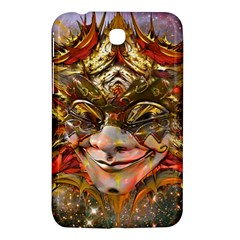 Star Clown Samsung Galaxy Tab 3 (7 ) P3200 Hardshell Case  by icarusismartdesigns