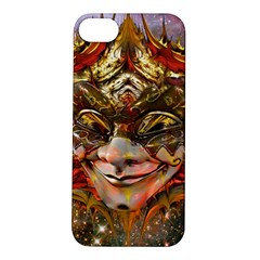 Star Clown Apple Iphone 5s Hardshell Case by icarusismartdesigns