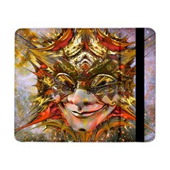 Star Clown Samsung Galaxy Tab Pro 8 4  Flip Case by icarusismartdesigns