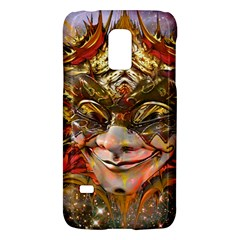 Star Clown Samsung Galaxy S5 Mini Hardshell Case  by icarusismartdesigns