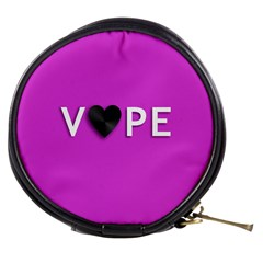 Vape Heart Mini Makeup Case by OCDesignss