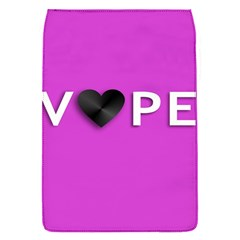 Vape Heart Removable Flap Cover (small) by OCDesignss