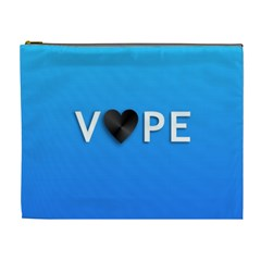 Vape Heart  Cosmetic Bag (xl) by OCDesignss