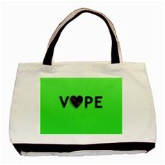 Vape Heart Classic Tote Bag by OCDesignss